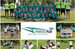 $127+ for Pivotal Play Soccer Camp for Ages 3-17 - Gaithersburg (35% Off)