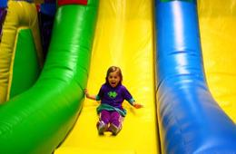 5 or 10 Weekday Admissions to Planet Bounce