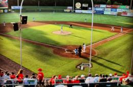 $7 for Ticket to Potomac Nationals Baseball Game + Hot Dog in Woodbridge - Valid on ALL Remaining Home Games this Season! (42% Off - $12 Value)