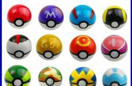 $5 for One Pokémon Ball + Figure from Aberlene Boutique - 15 Balls to Collect (50% Off)