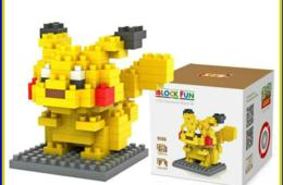 $9 for One Loz Pokémon Building Block Set from Aberlene Boutique - 8 Pokémon to Collect (Up to 55% Off)
