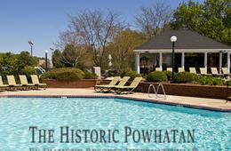 The Historic Powhatan Resort 2-Night Getaway in a 1 Bedroom Condo Valid Sunday-Thursday Nights July 1 - August 31, 2018