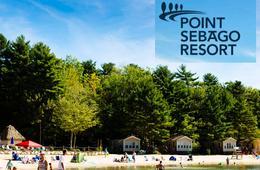Point Sebago Resort 2-Night Getaway