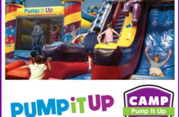 $18+ for Pump It Up of FREDERICK One Day of School's Off