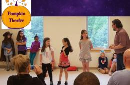 $150+ for 9-Week Pumpkin Theatre School of Drama Fall Session for Ages 5-14 in Owings Mills (53% Off)