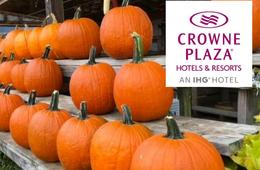 Fall Fun at the Crowne Plaza Reading