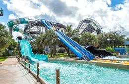 All-Day Admission for Two to Rapids Water Park
