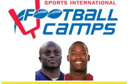 $499 for Sports International Football Camp - July 8th-11th - Ages 7-18 - Towson ($160 Off)