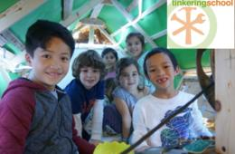 reDiscover Center's Tinkering School LA Camp