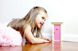$24.99+ for 'lil Fairy Door - Keeps Magic Alive in Your Home! Shipping Included! (Up to 28% Off)