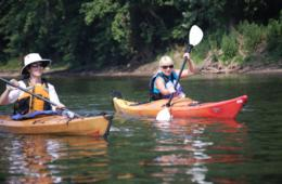 $15 for Kayak or Canoe Trip on the Shenandoah River for Ages 5+ - Harpers Ferry at River & Trail Outfitters ($29 Value - 49% Off)