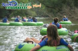 $59 for 2017 River Tubing Pass for One Person OR $145 for FOUR People - Harpers Ferry at River & Trail Outfitters (Up to 42% Off)