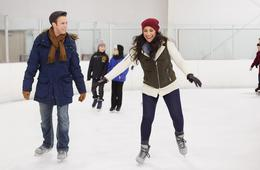 Ice Skating with Skate Rental for Two or Four at Rocket Ice Arena