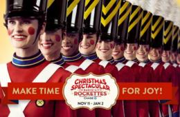 Up to 35% Off The Christmas Spectacular Starring the Radio City Rockettes™ at Radio City Music Hall - NY. Nov. 11 - Jan. 2nd!
