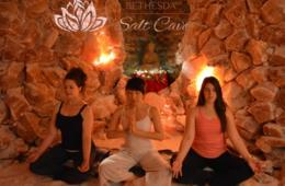 ONE 45-Minute Salt Cave Session at Bethesda Salt Cave