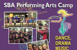 $485 for TWO-Week SBA Performing Arts Camp for Ages 4+ in Sandy Spring ($115 Off)