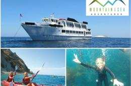 Up to $155 Off Floating Sea Camp on Catalina Island - $50 Deposit Paid Now