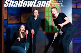 Glow Mini-Golf, Laser Adventure AND Mega Arcade Combo-Pass at Shadowland