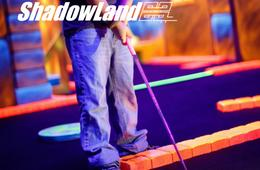 Glow Mini-Golf for TWO People at ShadowLand - Alexandria/Springfield Location ONLY