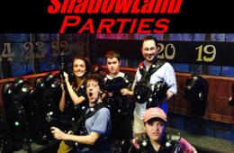 Laser Tag Birthday Party Package PLUS Two Laser Tag Passes for Return Play at ShadowLand