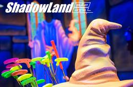 Arcade Play + NEW Dark Tower Glow-in-the-Dark Mini Golf at Shadowland