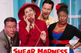 NEW DATES ADDED! Shear Madness at The Kennedy Center