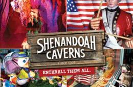 $17 for TWO Shenandoah Caverns Admissions - One Adult & One Child (50% Off!)