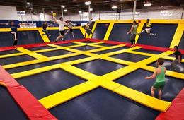 Sky High Sports Niles Trampoline Park Admission