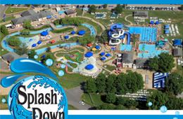 Limited Time Offer! SplashDown Waterpark Any-Age Admission