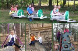 $240 for Little Sprouts Outdoor Adventure Camp/Ninja Warrior Training for Ages 5-12 - Leesburg (20% Off)