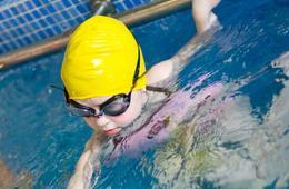 One Weekday Morning Group Swim Lesson at Manassas Park - Parks & Recreation Community Center