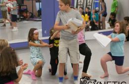 $300 for Synetic Studio Creative Arts SPRING BREAK Camp for Ages 6-14 - Arlington (20% Off)