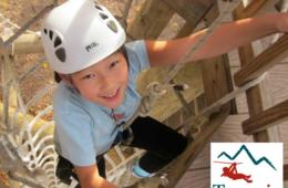 $323+ for Terrapin Adventures Ultimate Adventures Camp for Ages 8-14 - Savage, MD - Includes $75 Adventure Gift Card! (25% Off)