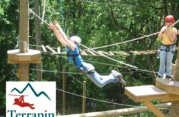 4-Day Ultimate Adventure Summer Camp at Terrapin Adventures - Includes all taxes PLUS $75 Terrapin Adventure Gift Card