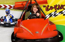 4 Go-Kart Rides & 2 Rounds of Mini Golf at The Go-Kart Track