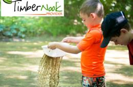 NEW LOWER PRICE! $140+ for TimberNook Outdoor, Nature-Based Summer Program for Ages 4-11 - Finksburg, MD (Up to 31% Off)