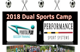 Dual Sports Soccer and Lacrosse Camp