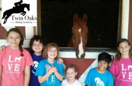 $150 for Twin Oaks Riding Academy Spring Break Riding Camp for Ages 5-12 - Leesburg ($49 Off)