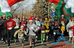 $28 for One Entry to The Ugly Sweater Run 5K December 6 at National Harbor (20% Off - $35 Value)