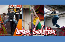 $109 for Urban Evolution Kids Parkour Camp for Ages 6-14 in Baltimore (73% Off)