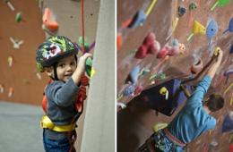 $112 for Indoor Rock Climbing Camp for Ages 5-11 at Vertical Rock Manassas (25% Off - $149 Value)