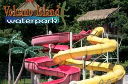 $3.50 for Volcano Island Waterpark Admission - Weekday Afternoon Special! - Sterling (34% Off)