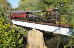 Walkersville Southern Railroad Excursion Train Ride