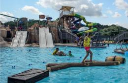 $16 for TWO Admissions to WATER MINE FAMILY SWIMMIN' HOLE in Reston (47% Off)