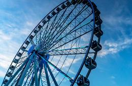 One Unlimited Ride Carousel Admission at National Harbor