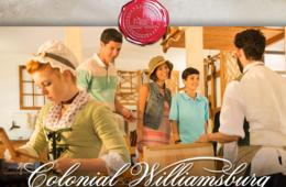Virginia Residents! Pay for a Day at Colonial Williamsburg and Get the Rest of the Year FREE!
