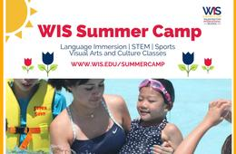 Washington International School Camp