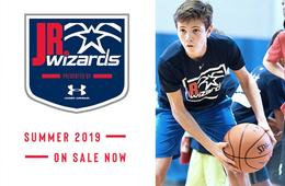 Jr. Wizards Basketball Camp