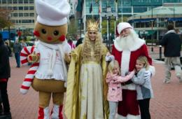 $8 for Christmas Village Weekend Admission for the Whole Family OR $9 for Kids Fun Package for Family Fridays - Baltimore's Inner Harbor (58% Off)