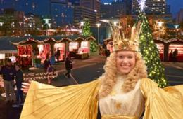 $8 for Christmas Village in Baltimore Admission for the Whole Family - Inner Harbor (Up to 58% Off)